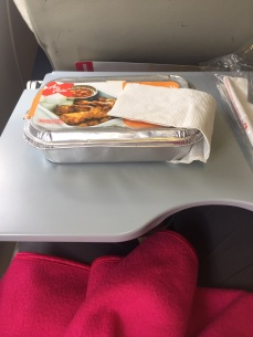 My Satay Food from Airasia
